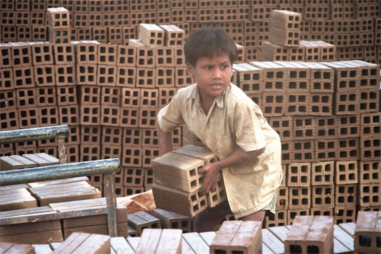 child labour and ethics Child labour is widespread throughout africa, asia, latin america and the caribbean, though there are also some 25 million working children in developed economies asia has the largest number of working children, accounting for 60 per cent of the world's total.