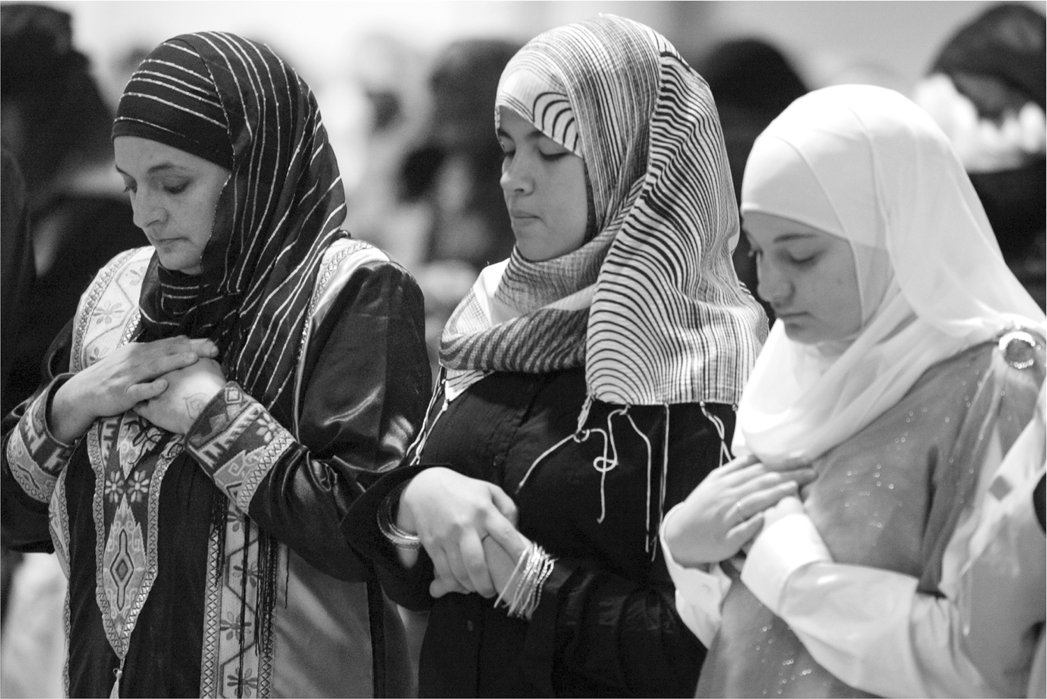 a look at the perception of women in islam Women are not oppressed, we argue passionately women were given property rights in 7th century arabia, while prior to islam, women were but in these discussions, muslims compare islamic ideals with western reality they do not look at the sad, sad reality of so many muslim women today.